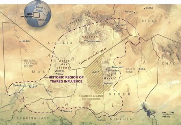 That elusive Touareg tribe – a snapshot