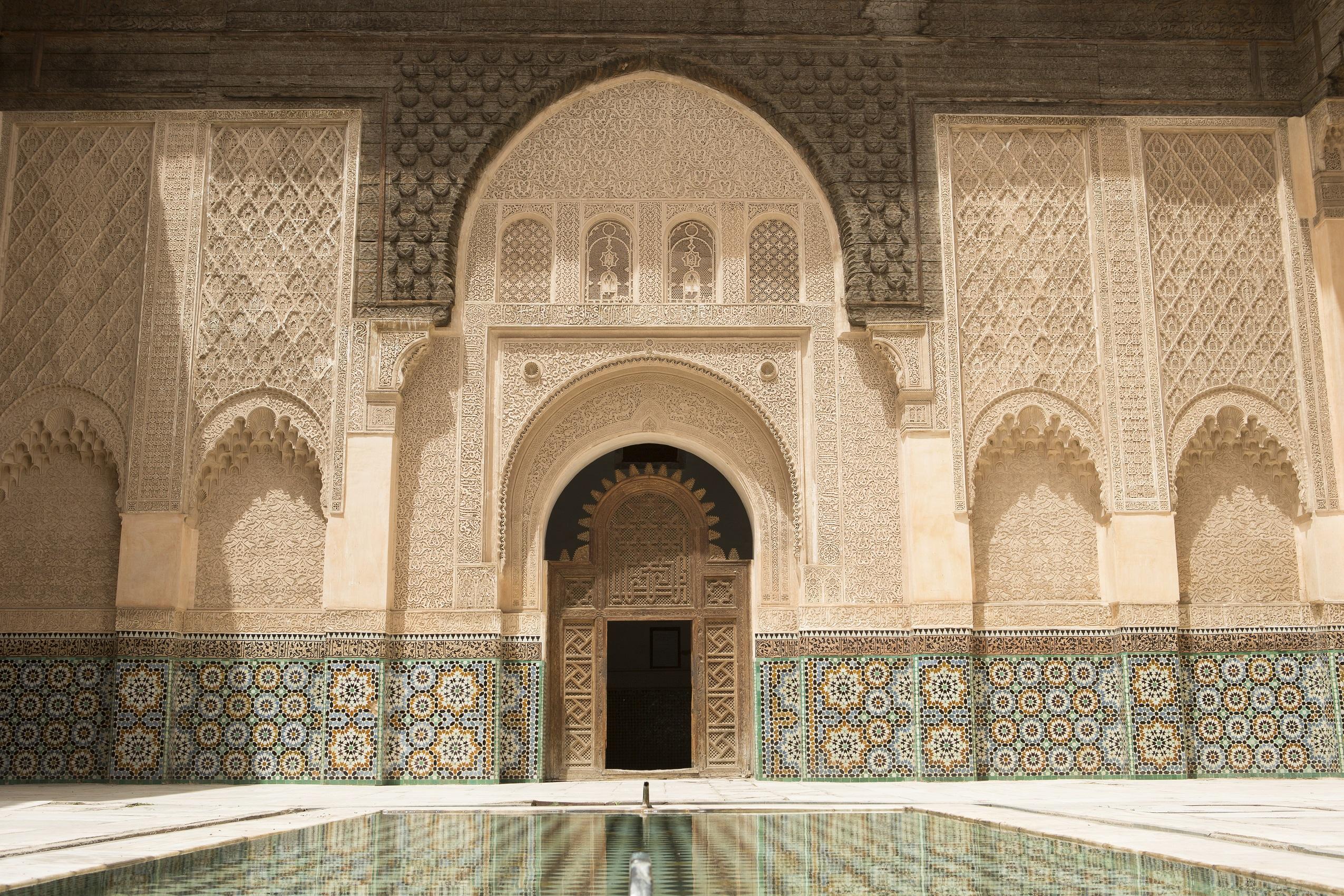 Ben Youssef Medersa, Marrakech, Morocco