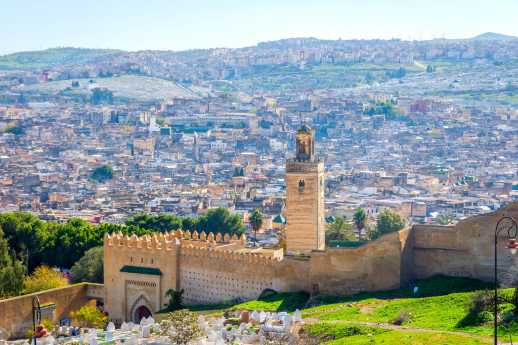 Fes Medina - Wild Morocco