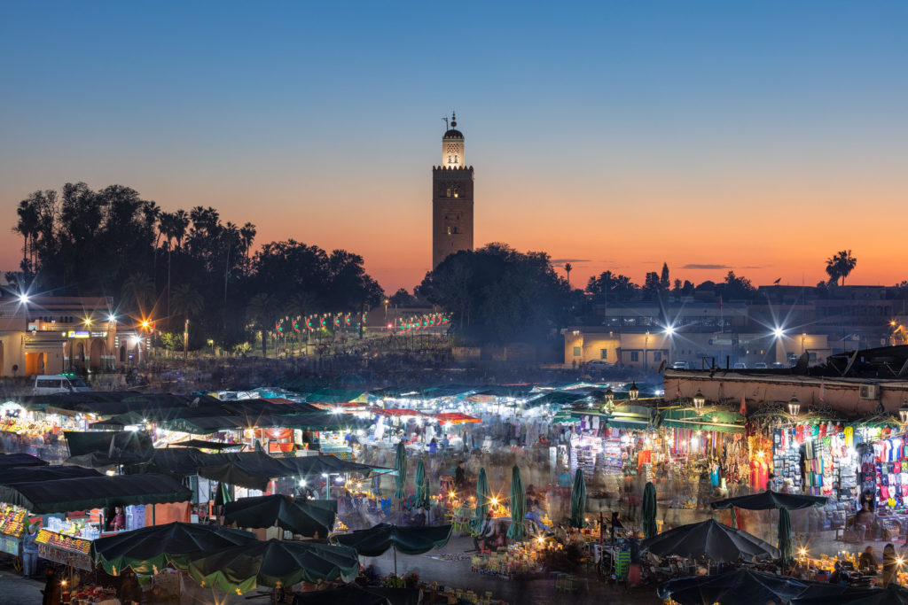 Djemaa by Michael Breitung. Morocco Photography Tour