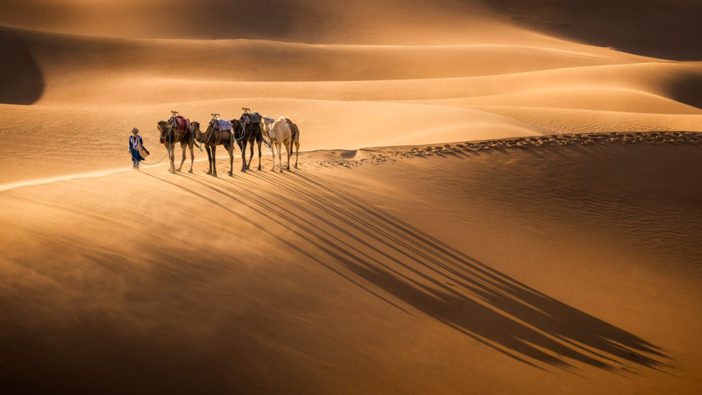 Mohamed by Michael Breitung. Photo Tours in Morocco